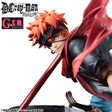 MegaHouse G.E.M. D.Gray-man D Gray Man Hallow Figure Lavi