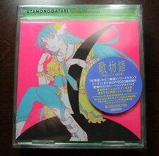 Utamonogatari Monogatari Series Theme Song Collection Limited Edition CD Blu ray