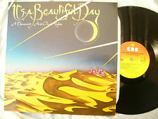 A THOUSAND AND ONE NIGHTS LP IT'S A BEAUTIFUL DAY cbs 32133