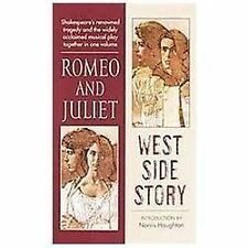 Romeo and Juliet and West Side Story by ed., Norris Houghton (1977, Hardcover)