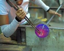 How To Blow Glass CD 51 Books Glass Making Staining Art Window Glass Blowing