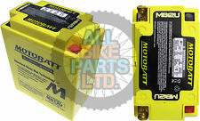 Honda GB 500 TT  Motobatt Battery (1989-1990)