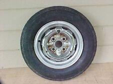 Maserati Quattroporte Wheel Rim BORRANI_Michelin 215/70 15 XWX Tire Tipo 107 OEM