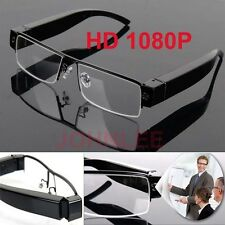 HD DVR 1080P Spy Glasses Sunglass Hidden Security Camera Video Recorder Eyewear