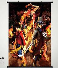 One Piece Monkey D. Luffy Home Decor Anime Poster Wall Scroll Christmas Whole 5