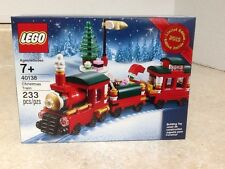 Lego Christmas / Winter Train 40138