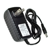 9V 2A AC/DC Power Supply Replacement Adapter with 2.5mm x 5.5mm Tip Center +