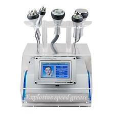 US 5in 1 Cavitation Vacuum Bipolar RF Laser Slimming Machine Slimming Fat Remove