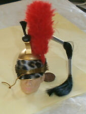Did Napoleonic French Herve helmet 1/6th scale toy
