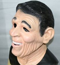 Ronald Reagan Masque Mort Ex Presidents Latex Déguisement Halloween Point Break