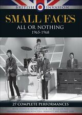 British Invasion: Small Faces - All or Nothing, 1965-1968 (2010, DVD NEUF)