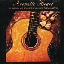 Passion & Romance By Acoustic - Acoustic Heart (1997, CD NIEUW)