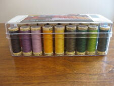 Gutermann   Thread            Box of 26 Spools/Shades