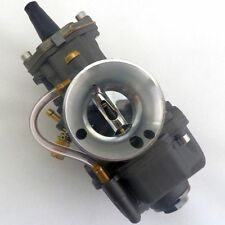 Carburetor 28mm PWK Racing Flat Side Carb  Scooter ATV Go Kart PIT DIRT BIKE
