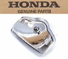 New Taillight Chrome Base Plate CA CB CL CT S90 SL SS Genuine Honda OEM   #i80