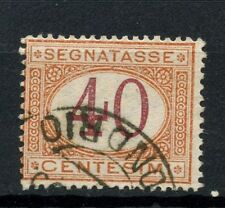 Italy 1870-1925 SG#D28 40c Postage Due Used #A46370