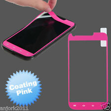 Samsung Galaxy S2 T989 T-Mobile Color Coating Screen Protector Film Hot Pink