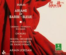 ██ OPER ║ Paul Dukas (*1865) ║ ARIANE ET BARBE-BLEUE ║ Armin Jordan ║ 2CD