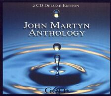 John Martyn - Anthology Gold (Deluxe Edition 2 x CD Box Set) Fat Box - Gold disc