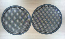 Grill for speaker 12'' ( inch ) - Pair - (Set of 2)