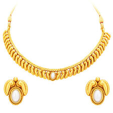 Sukkhi Marvellous Gold Plated Necklace Set For Women(2882NGLDPAS850)