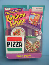 TYCO KITCHEN LITTLES PIZZA PARTY *NEW*