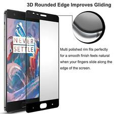 Tempered Glass Screen Protector for Oneplus 3 Oneplus Three BLACK