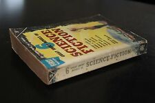 (65) 6 great short novels of science Fiction Groff Conklin / First Edition