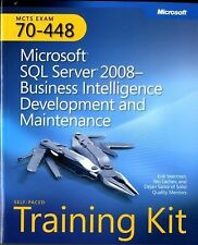 MCTS Self-Paced Training Kit (Exam 70-448): Microsoft SQL Server 2008 Business I