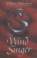 The Wind Singer by William Nicholson (Paperback, 2001)