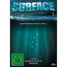 SURFACE SEASON 1 - 4 DVD NEUWARE LAKE BELL,JAY R.FERGUSON,CARTER JENKINS