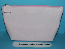 MALLY BEAUTY LIGHT PINK COSMETIC MAKEUP BAG NEW
