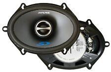 "-2- Alpine Type S 5x7"" / 6x8"" 2-Way Speakers, 230 Watts - SPS-517 - 1 Pair"