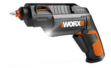 WX254L WORX SD- Semiautomatic ScrewDriver with (12) Driving Bits