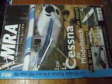 µ?§ Revue MRA n°701 Plan encarté Le Snooze / Cessna 182 Faire testeur Servo