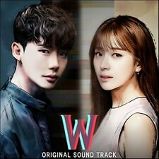 W OST (MBC TV Drama) 2CD + 16p Photobook Sealed