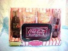 VINTAGE COCA COLA CHRISTMAS '96 COLLECTABLE SERIES GIFT SET - SEALED IN PACKAGE