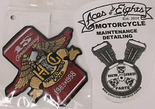 Harley Davidson HOG Owners Group UN-USED 1983 - 1998 15th Anniversary Patch only