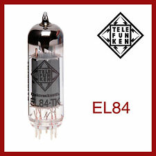 Telefunken Black Diamond EL84 Power Vacuum Tube - 1 Piece