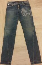 Abbigliamento moda DONNA pantalone JEANS NEVER WITHOUT YOU offerta OCCASIONE