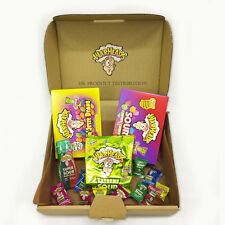 Warheads Extreme Sour Huge American Sweet/Candy Selection Gift Box - 14 Packs