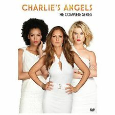 Charlie's Angels: The Complete Series New DVD