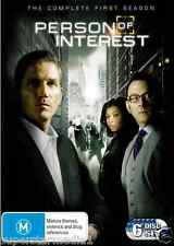 Person Of Interest COMPLETE Season 1 : NEW DVD