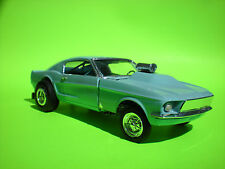 1967 Mustang 1/25 built model Funny Car Malco Gasser OHIO GEORGE montgomery ford