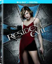 Resident Evil (2017, Blu-ray NEUF)