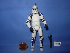 "Star Wars 2007 CLONE TROOPER ARC-170 ELITE SQUAD BP Target Excl. 3.75"" figure"