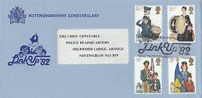 (40810) CLEARANCE GB Cover Nottinghamshire Constabulary Link Up 17 July 1982