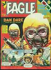 EAGLE British comic book March 19, 1983 (3D photo effects, no 3D glasses) VG+