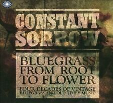 Bluegrass From Root To Flower 3 CD SET BILL MONROE STANLEY BROTHERS ROY ACUFF