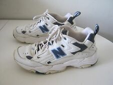 New Balance Womens Running,Walking Shoes  606 White and Blue Size 9 1/2M